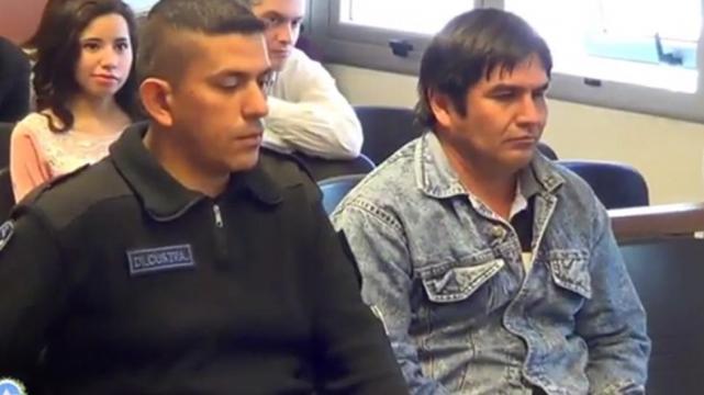 Femicidio:prisión perpetua para Héctor Ramón Ävila