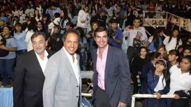 Elecciones 2015-Scioli no viene a Salta