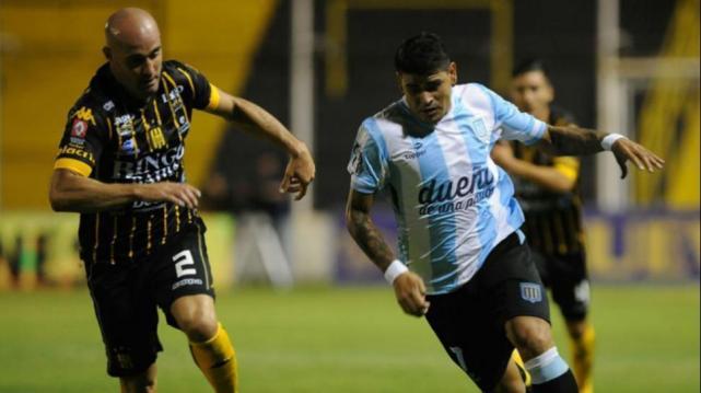 Orion, la gran incógnita de Racing para la Copa Argentina