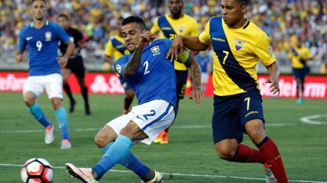 Brasil y un triunfo clave ante Ecuador