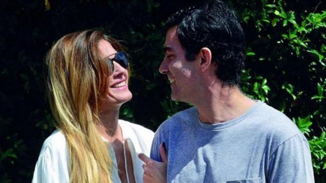 Macedo y Urtubey adelantaron la fecha de casamiento