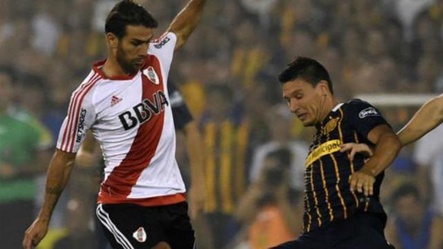 River y Central, por la Copa Argentina y la Libertadores