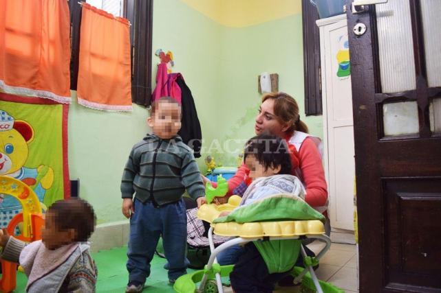 ce6813dfc Las puertas están abiertas para los bebés y niños judicializados que por  intervención del Estado y la Justicia son separados de sus padres.
