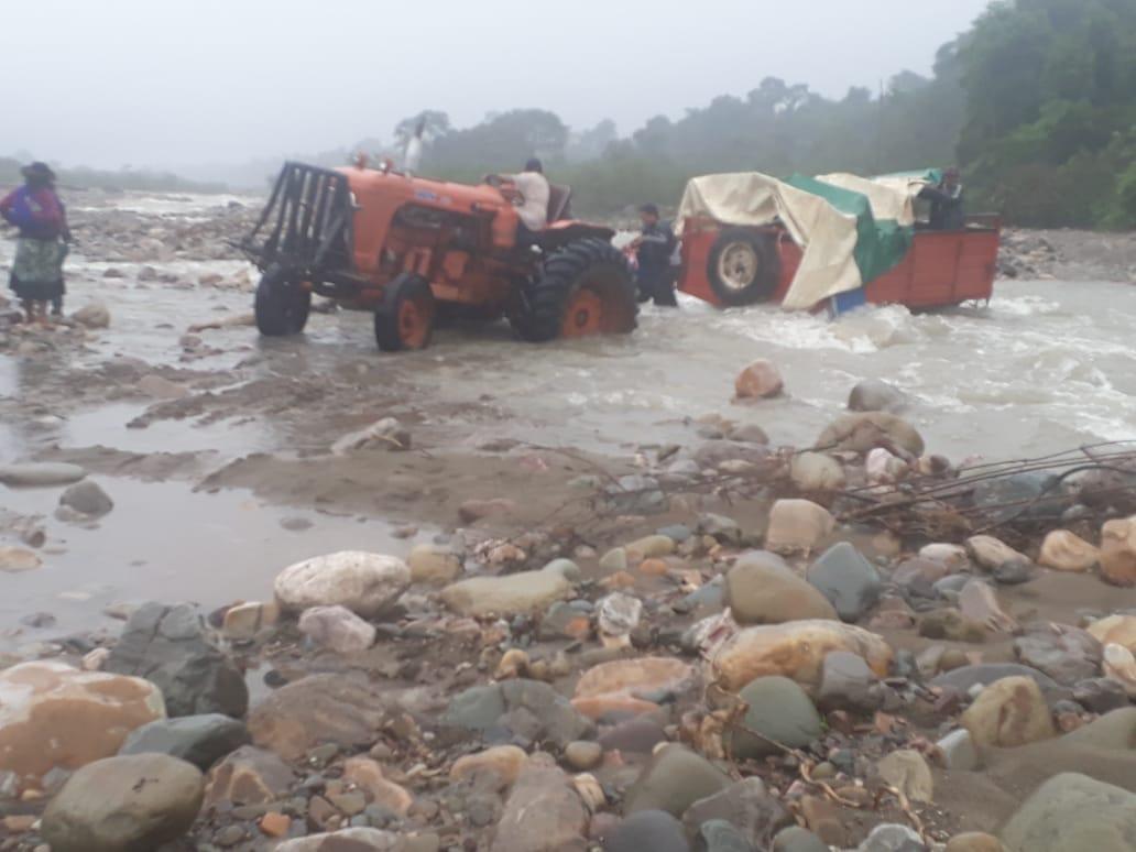 La comunidad del Angosto de Paraní pide urgente obras para poder ...
